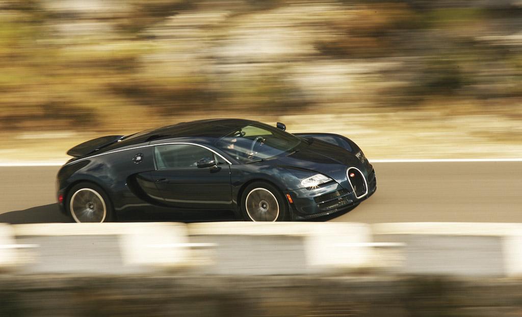 More Details On Alleged Bugatti Super Veyron Emerge