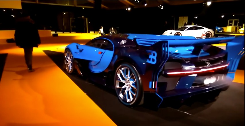 The Bugatti Vision GT Concept Sounds So Glorious It Makes Angels Cry on mitsubishi gt vision, subaru viziv gt vision, renault alpine gt vision, bmw gt vision,