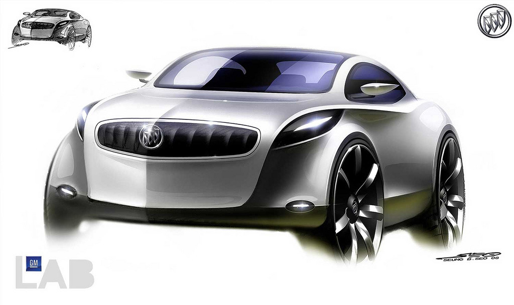 Video Buick Previews Small Premium Car With Avant Concept