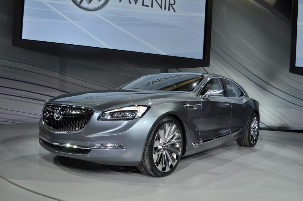 Buick Avenir Concept Video