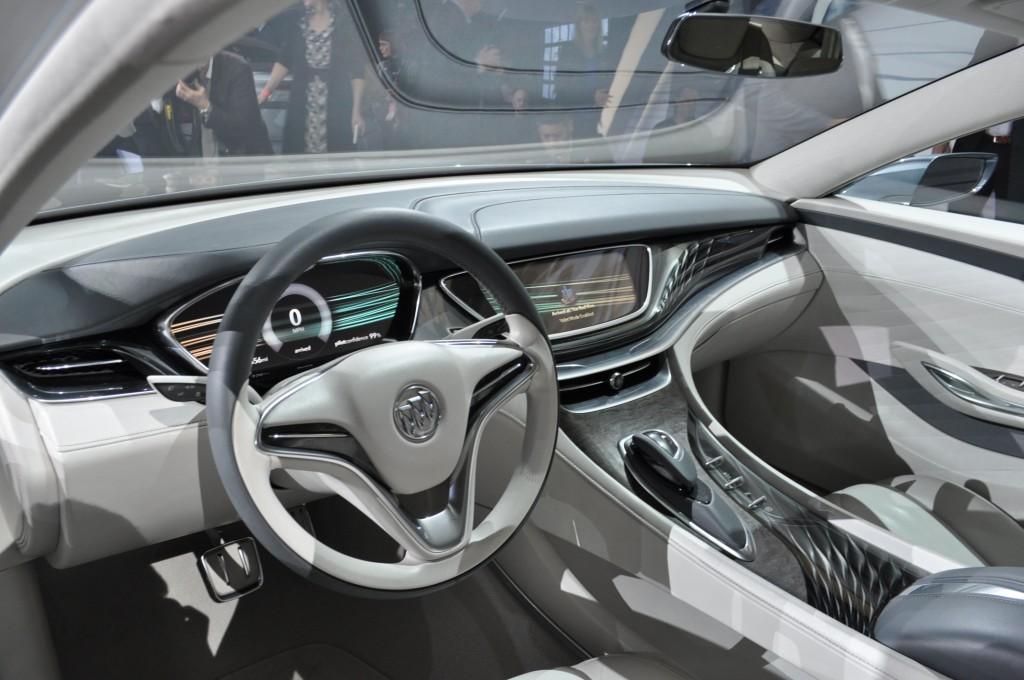 2016 Buick Avenir 95973 Usbdata