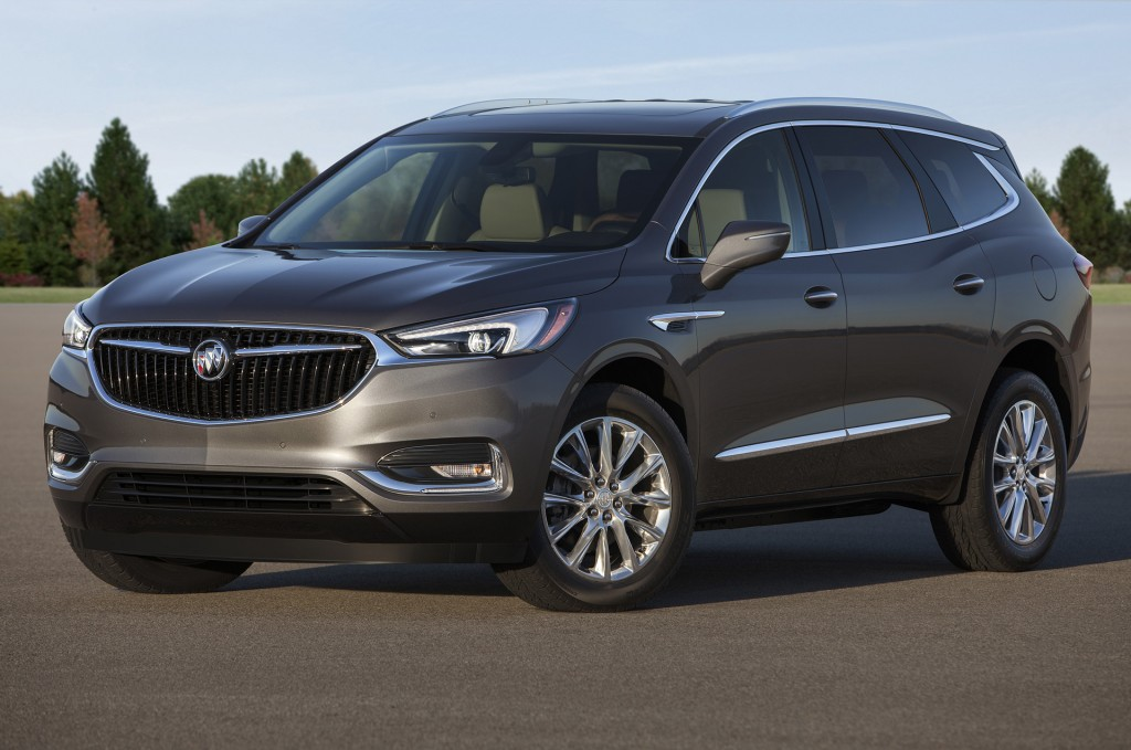 Buick Enclave: Best Car to Buy 2018 Nominee