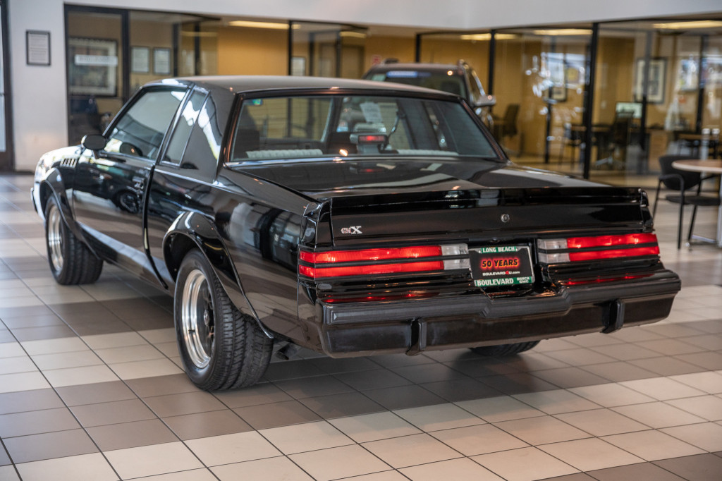 202-mile 1987 Buick Grand National