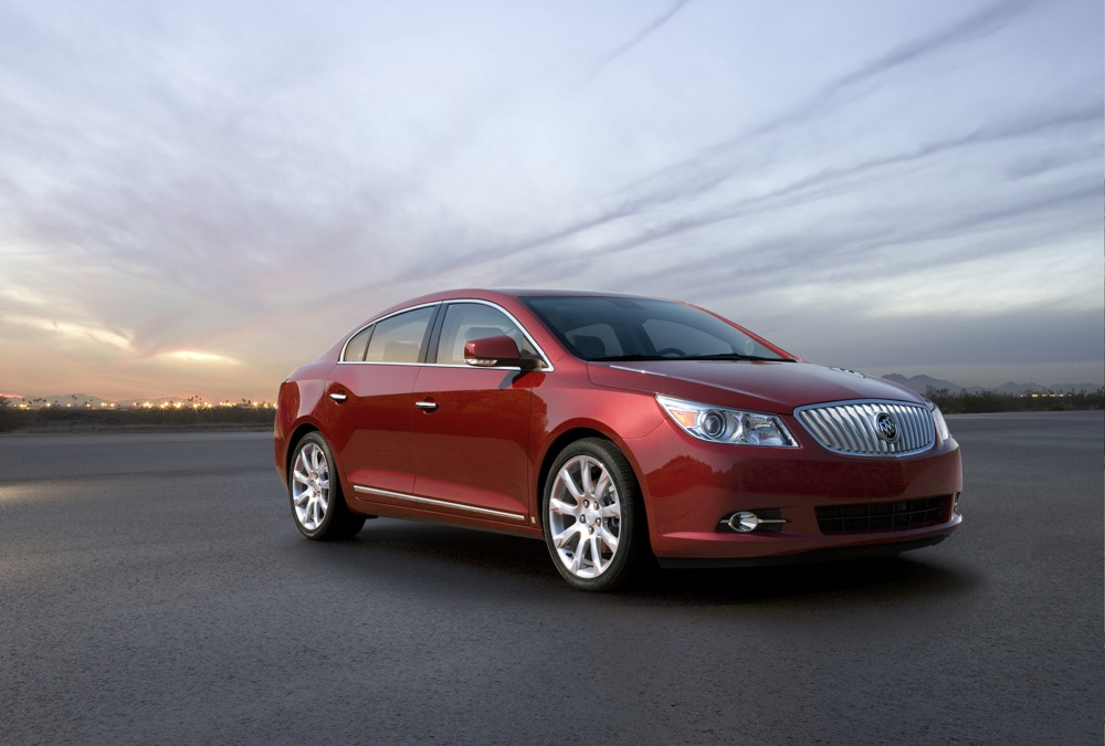 Buick Keeping A Tight Rein On Inventory