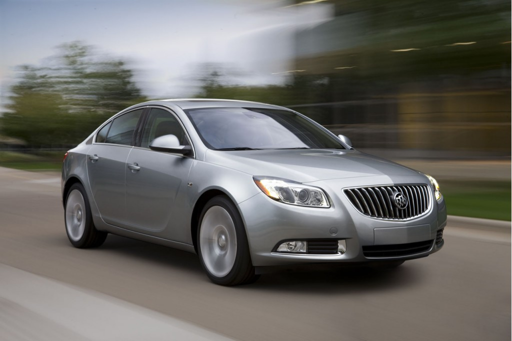 2011 Buick Regal, HGM On Fox, Hybrids vs. Pedestrians: Today at High Gear Media