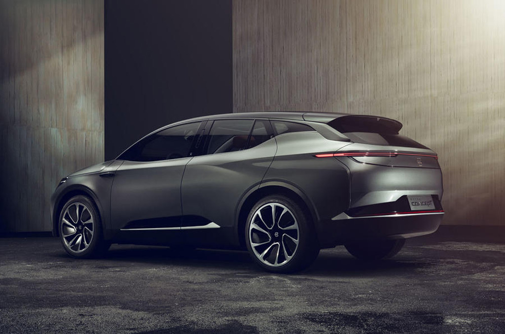 Byton electric SUV promised for 2019 with $45K starting price, loads of tech