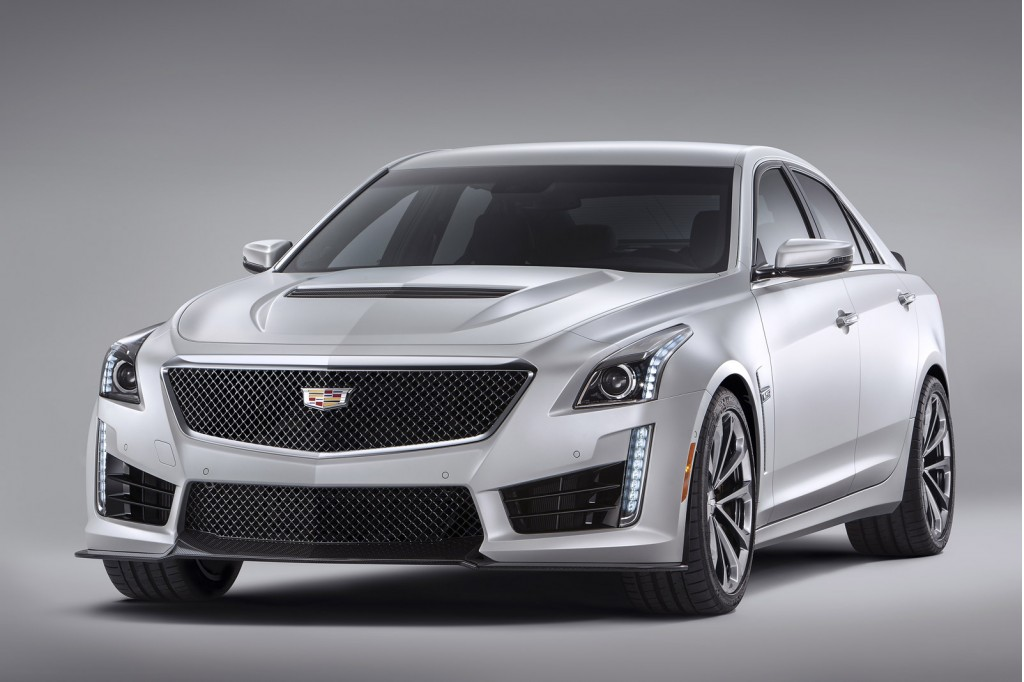2015 Chrysler 300, 2015 Dodge Charger, 2016 Cadillac CTS-V: What's
