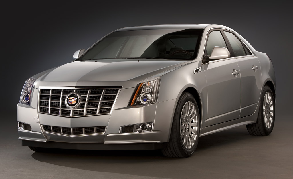 2012 Cadillac CTS Recalled For Potential Brake Failure