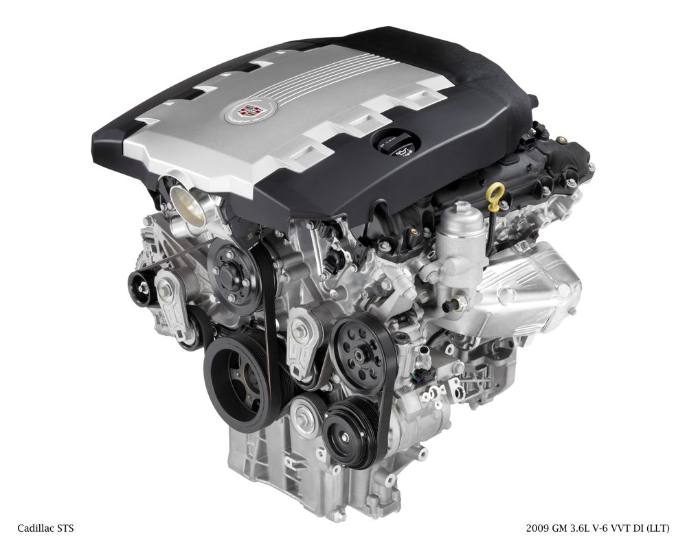 Gm 3 6 Liter V 6 Makes Ward S North American Ten Best
