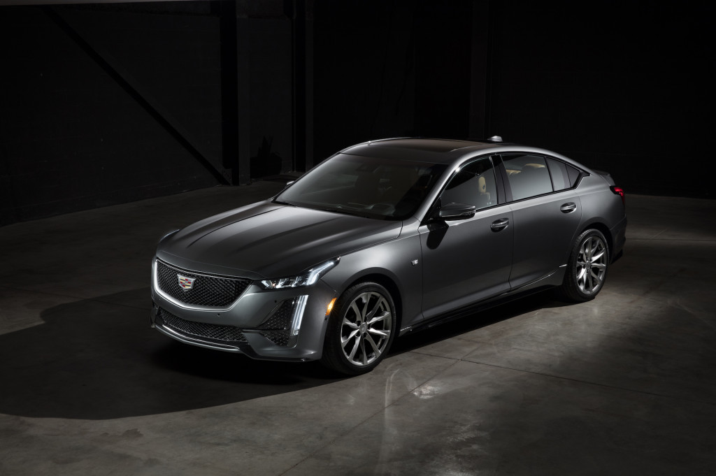 2020 Cadillac CT5 mid-size luxury sedan revealed, and there's turbo power everywhere