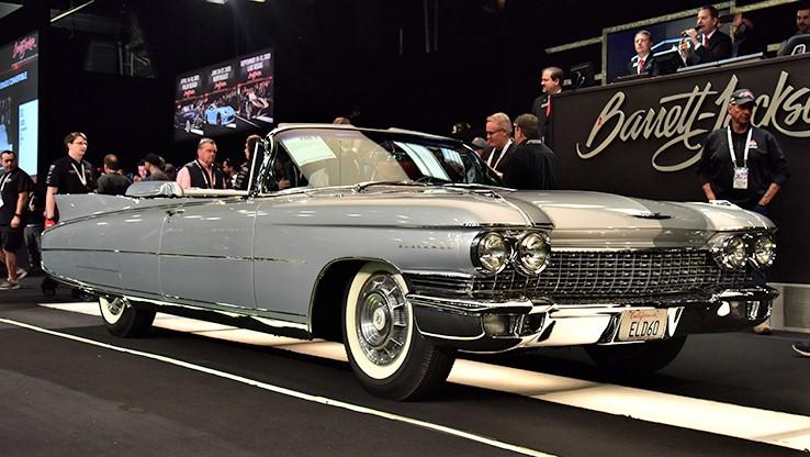 1960 Cadillac Eldorado convertible