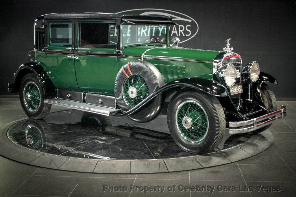 Untouchable: 1928 Cadillac armored car likely owned by Al Capone for sale
