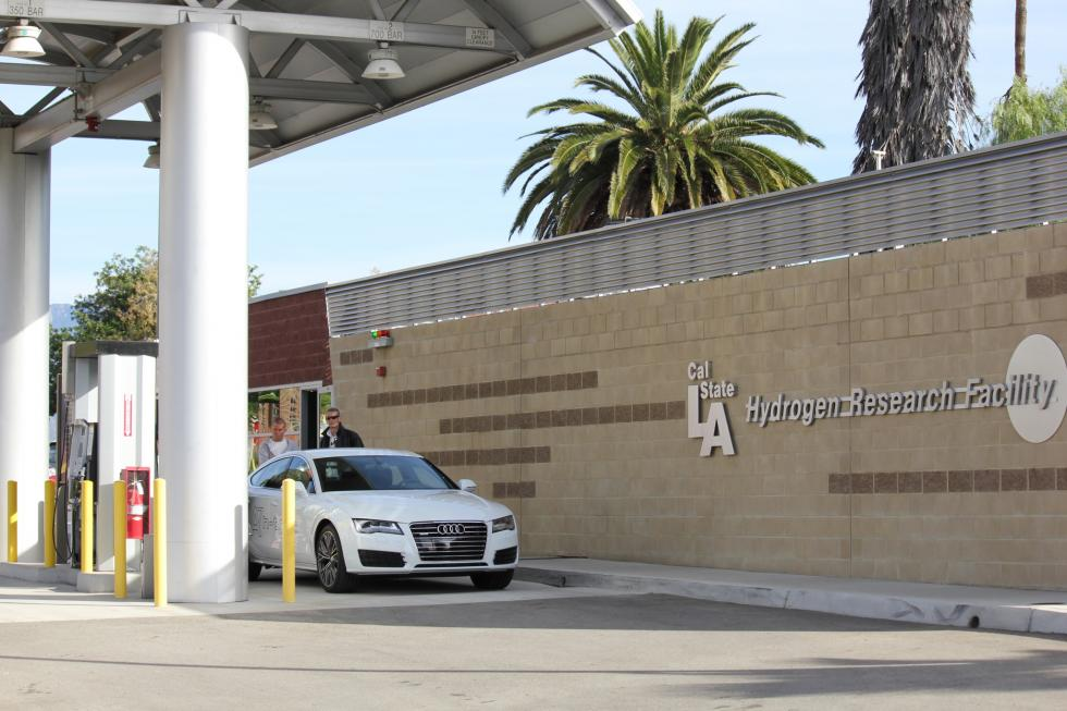 Hydrogen Fuel Now Available For Sale In California