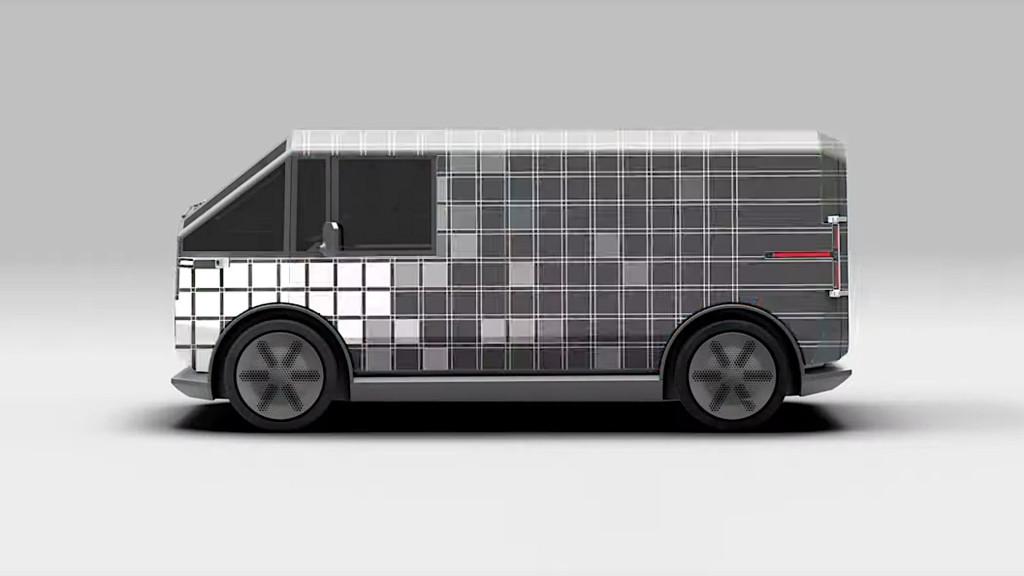 Canoo van