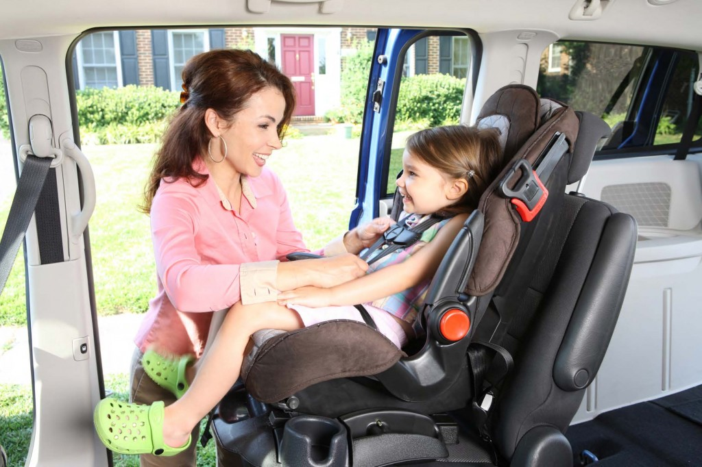Does Your Child's Car Seat Weigh Too Much For LATCH?