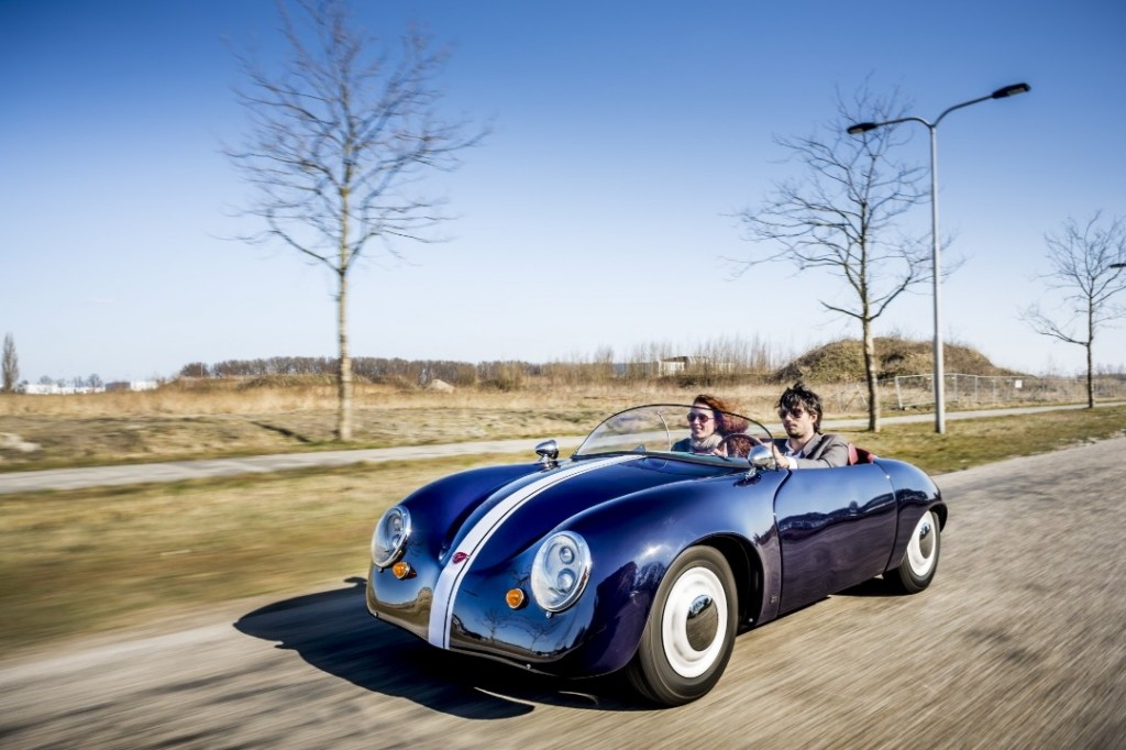 Carice Mk1 electric sports car (Images: Carice Cars)
