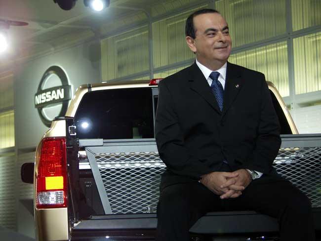 Carlos Ghosn in Titan