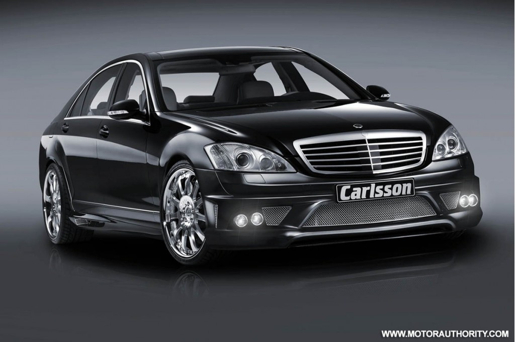 carlsson rs design s class 001