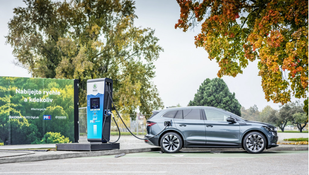 Chakratec flywheel-based Kinetic Energy Storage systems for EV charging, grid-balancing
