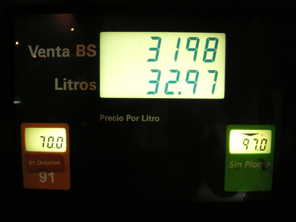 Cheap Gas Prices Near Me >> Could Venezuela Gas Price Rise From 5 Cents Sell Greener Cars
