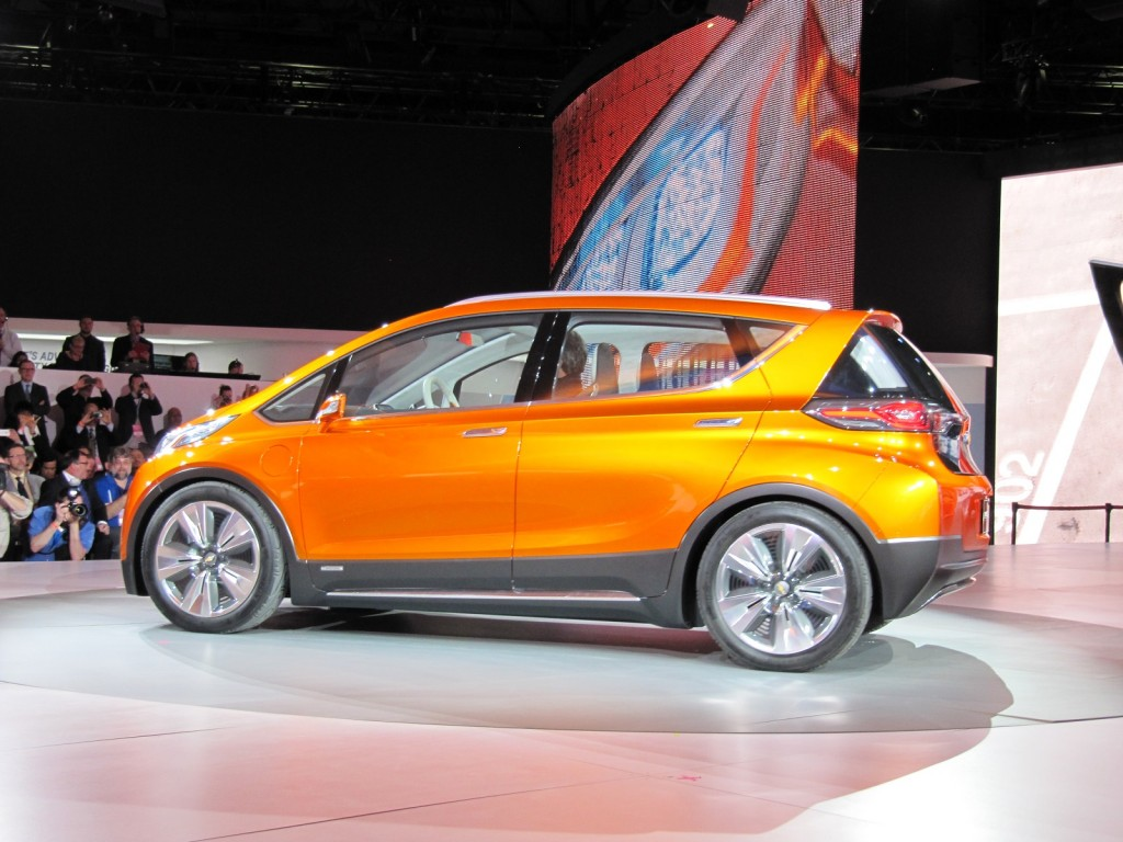Image: Chevrolet Bolt EV concept, 2015 Detroit Auto Show, size: 1024 x 768, type: gif, posted on ...