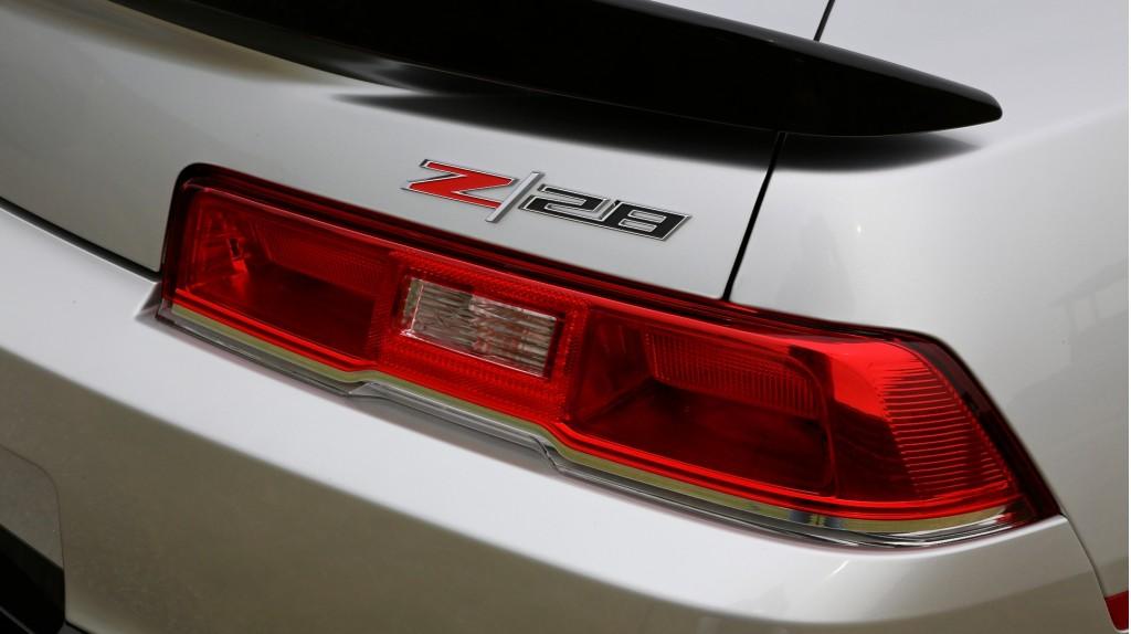 6th-gen Chevrolet Camaro's Z/28 canceled?