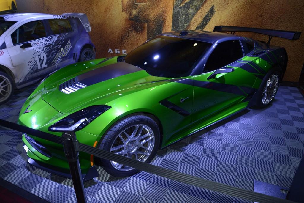 Image: Chevrolet Corvette Stingray from Transformers 4 ...