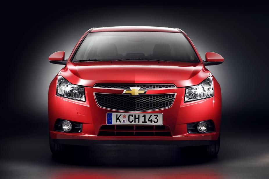Chevrolet Cruze 2.0 VCDi turbodiesel (Europe)
