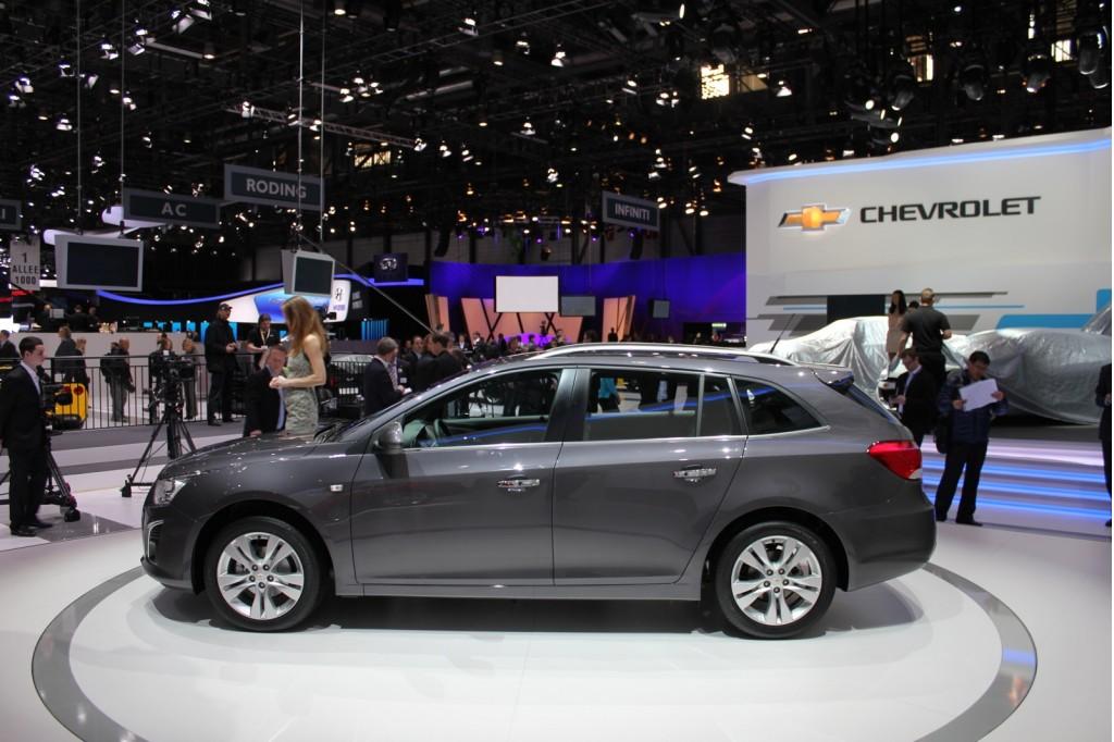 Chevrolet Cruze Wagon