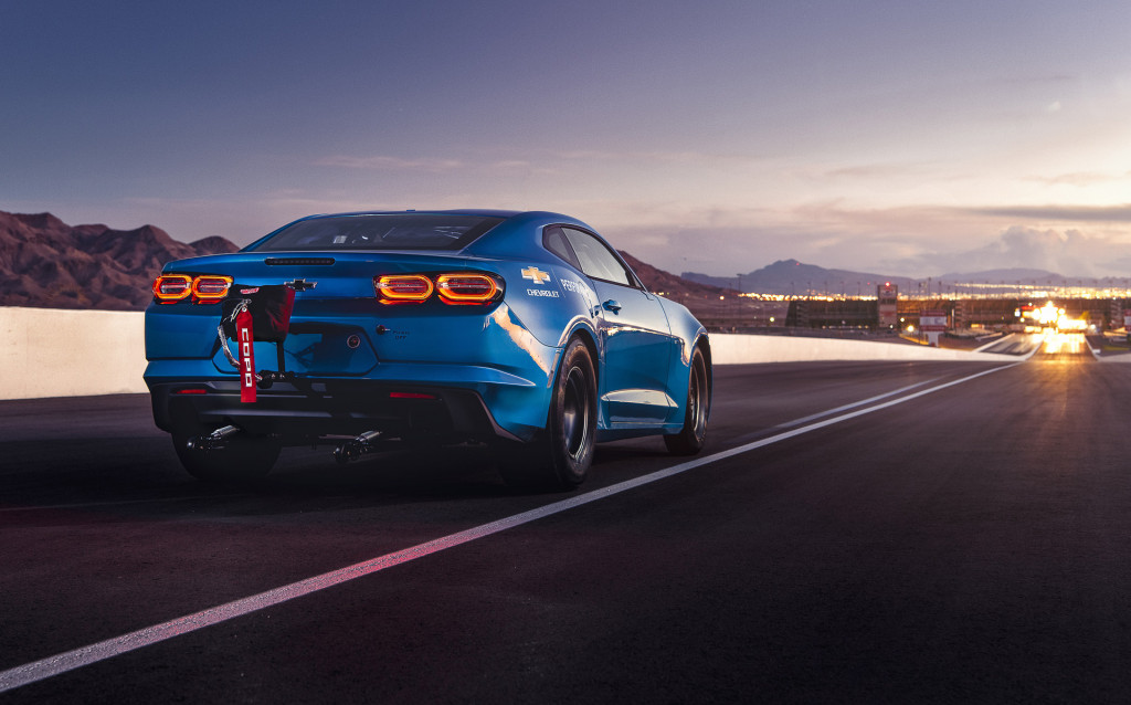 Chevrolet's eCOPO Camaro failed to find a buyer