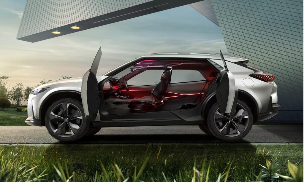 Chevrolet FNR-X Concept: Review >> Chevrolet Fnr X Plug In Hybrid Crossover Concept Debuts In Shanghai