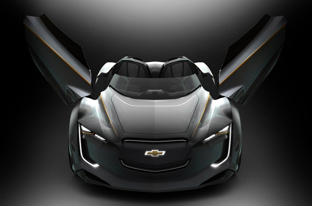 Chevrolet Miray Concept Seoul Motor Show