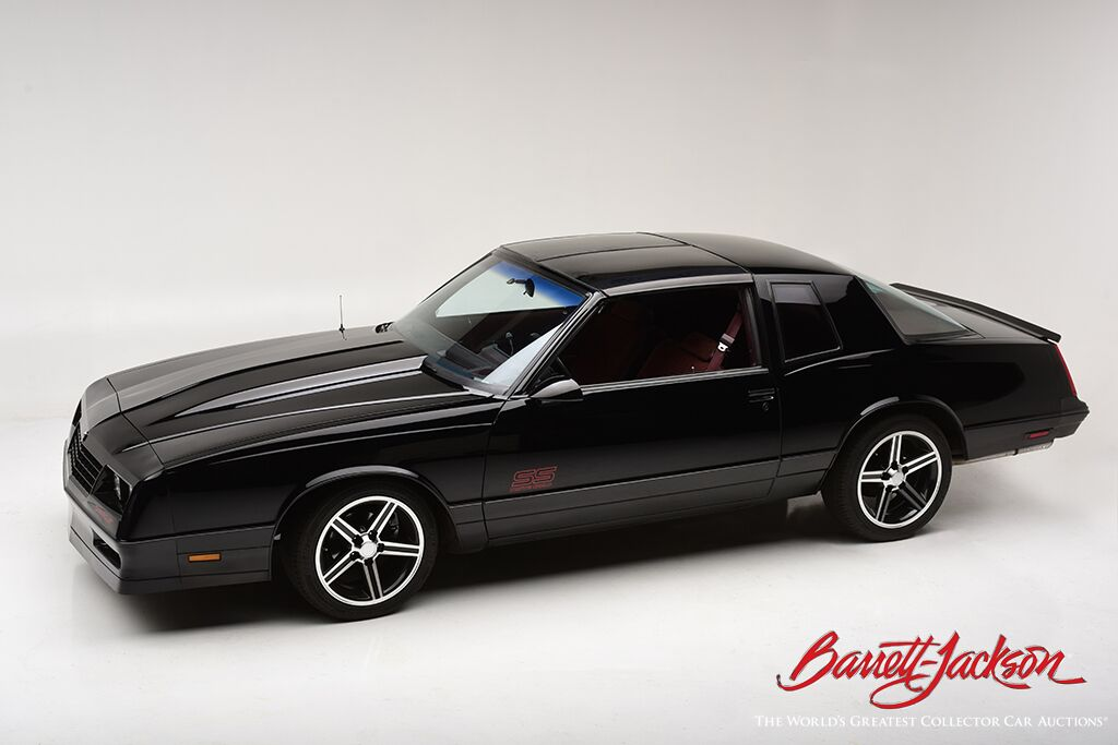Ss Monte Carlo >> This 1987 Chevrolet Monte Carlo Ss Aerocoupe Project Car Is Heading