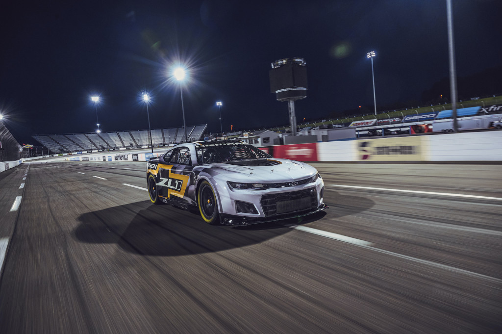 NASCAR Next Gen race car debuts, brings the sport into the 21st century