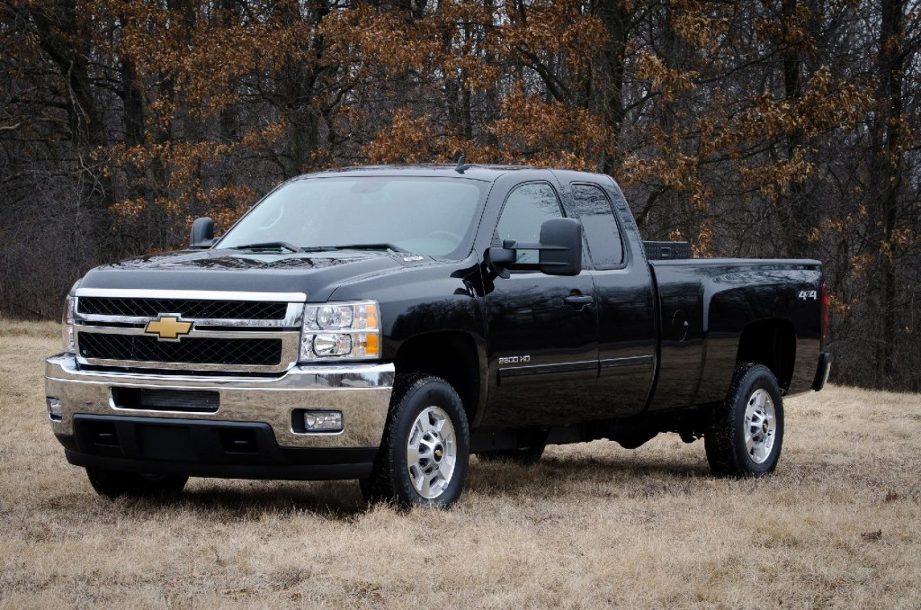 Chevy Gmc Bi Fuel Natural Gas Pickup Trucks Now In Production