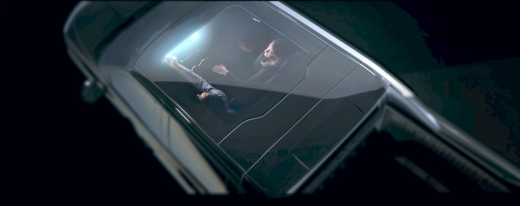 Стеклянная крыша Chevrolet Silverado EV