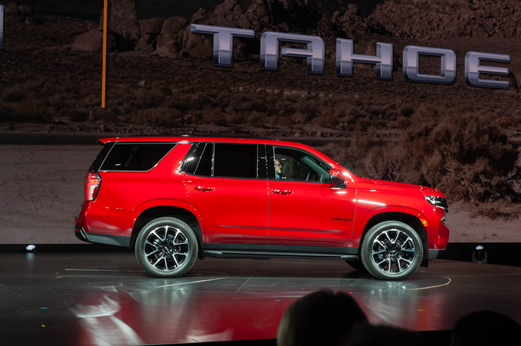 2021 Chevy Tahoe and Suburban, 2021 Mercedes-Benz GLA, GMA T50: Today's Car News