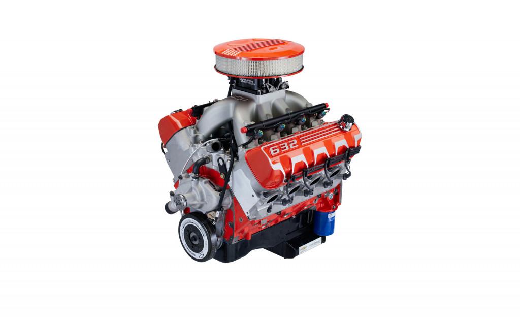 Chevrolet ZZ632/1000 crate engine