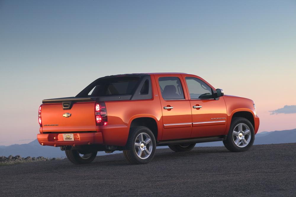 2009 Chevrolet Avalanche