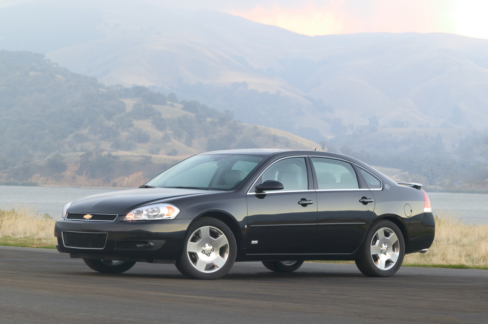 chevrolet impala ss and cobalt ss sedan dead for 2010. Black Bedroom Furniture Sets. Home Design Ideas