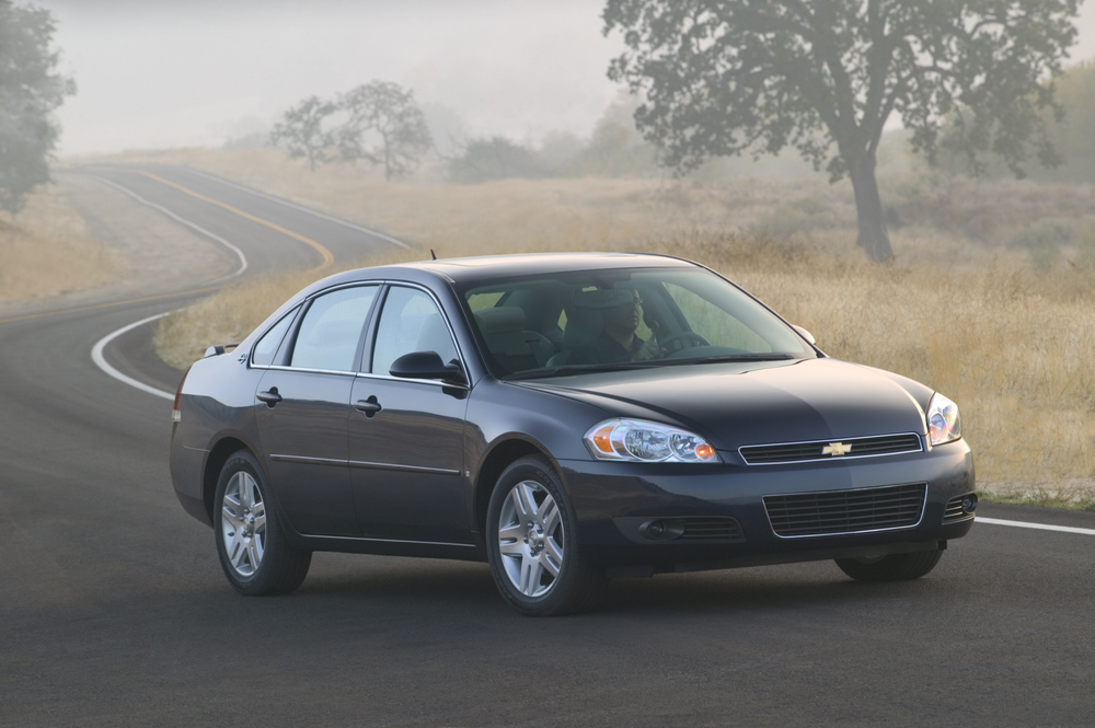 2009 2010 Chevrolet Impala Recalled For Airbag Problem 289 000 Vehicles Affected