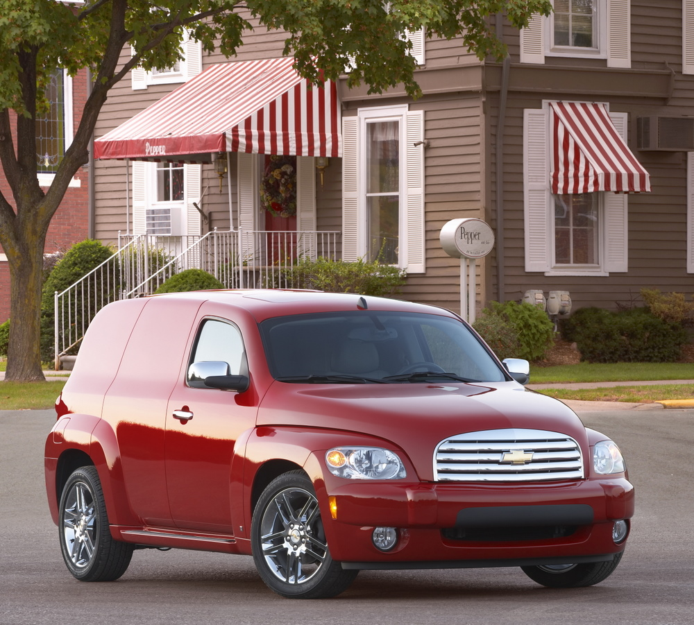 2009 chevrolet hhr review chevrolet s 1940s suburban. Black Bedroom Furniture Sets. Home Design Ideas