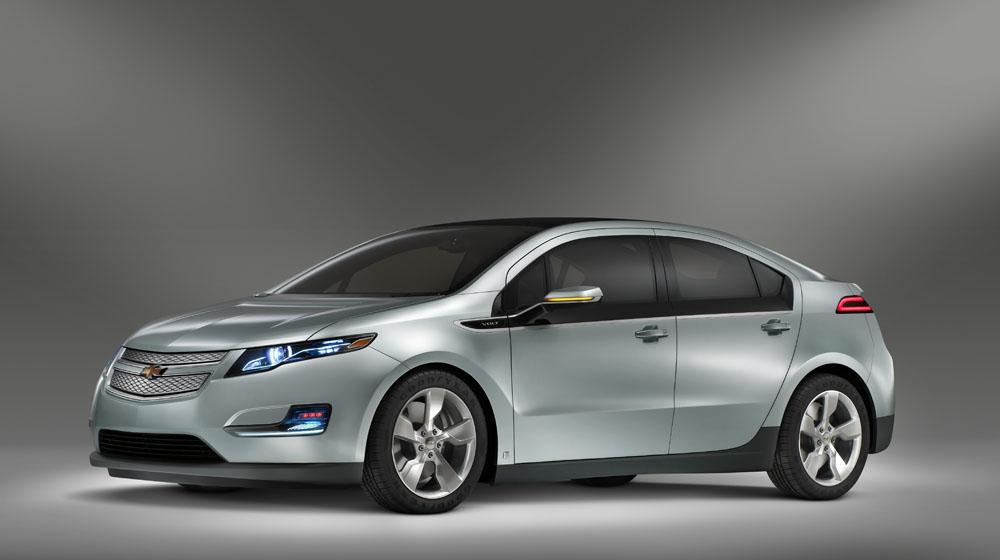 It's Official: 2011 Chevrolet Volt