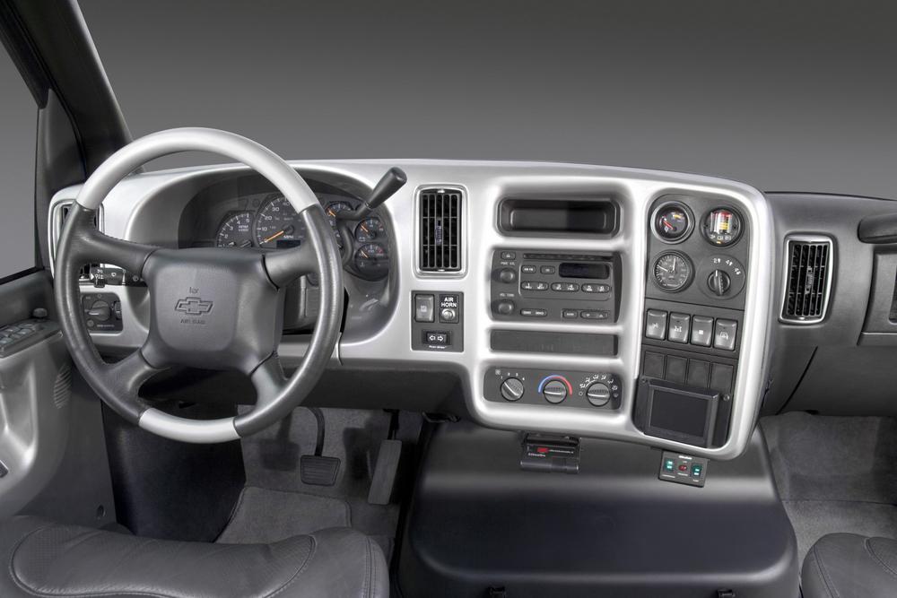 RELEASE: 2006 Chevrolet Silverado E85 Handyman
