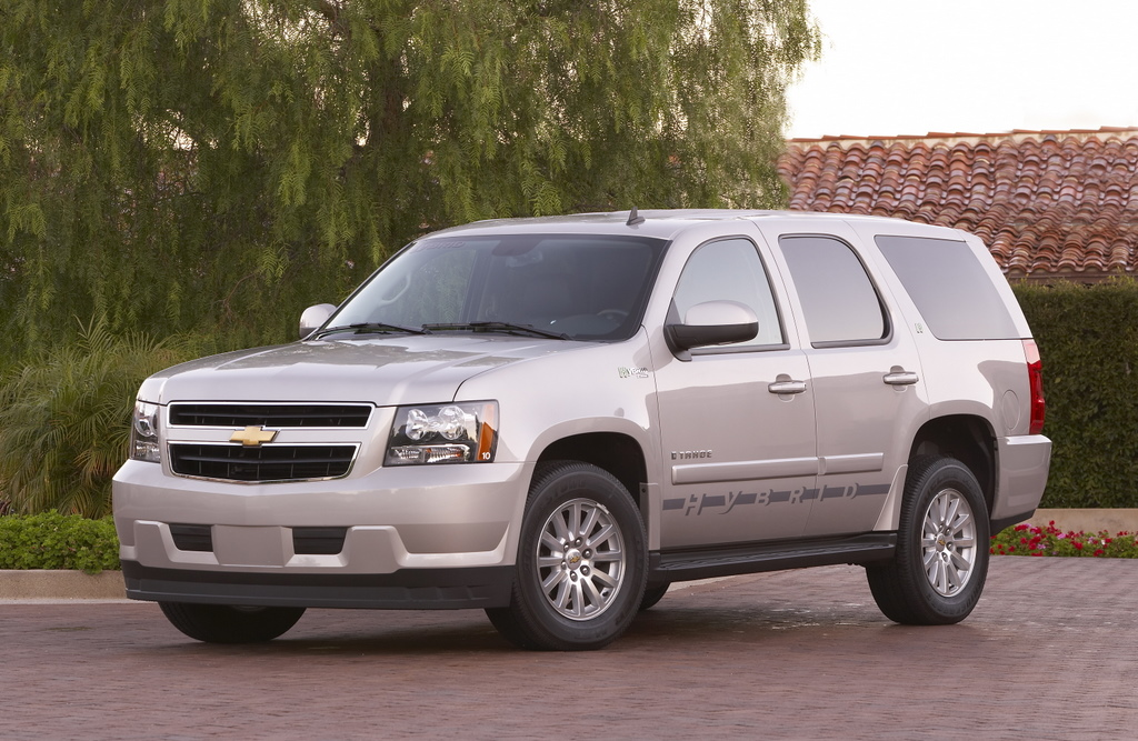 2009 Chevrolet Tahoe Chevy Review Ratings Specs Prices And
