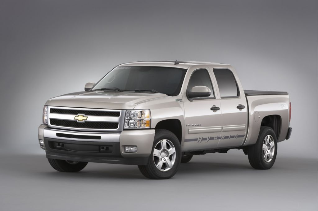 2009 Chevrolet Silverado 1500 Hybrid Chevy Review Ratings Specs Prices And Photos The Car Connection