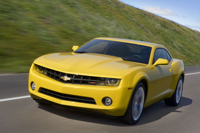 2010 Chevrolet Camaro: Affordable, Stylish Performance Coupe