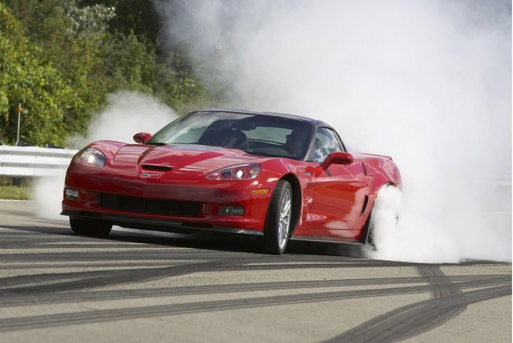 2010 Chevrolet Corvette ZR1