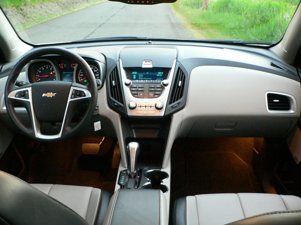 2010 Chevrolet Equinox LTZ