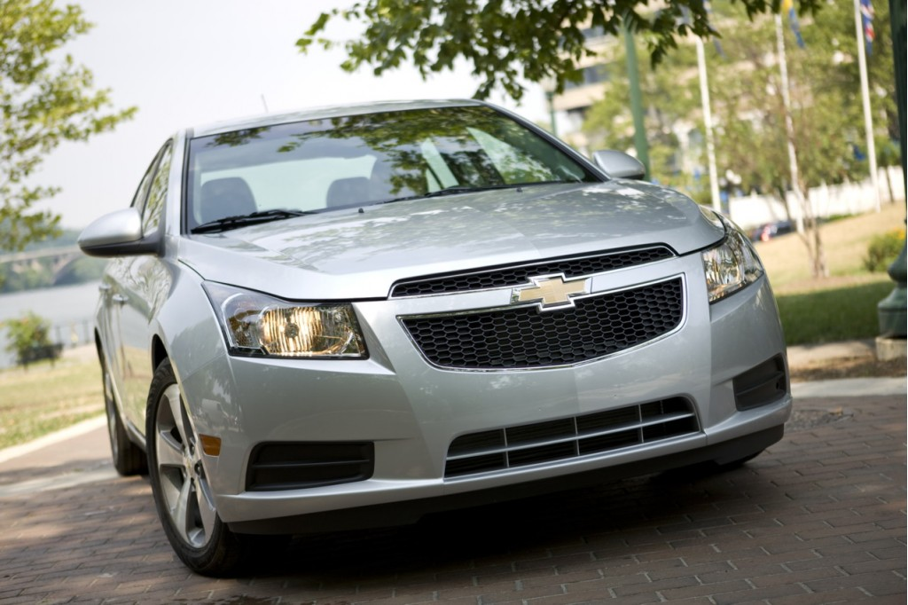 J.D. Power: Chinese Avoid Chinese Car Brands (But Love GM)